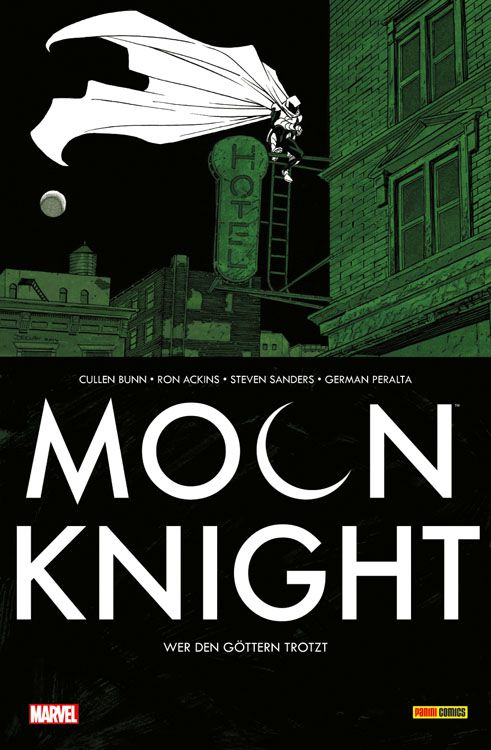 Marvel Max Moon Knight 3