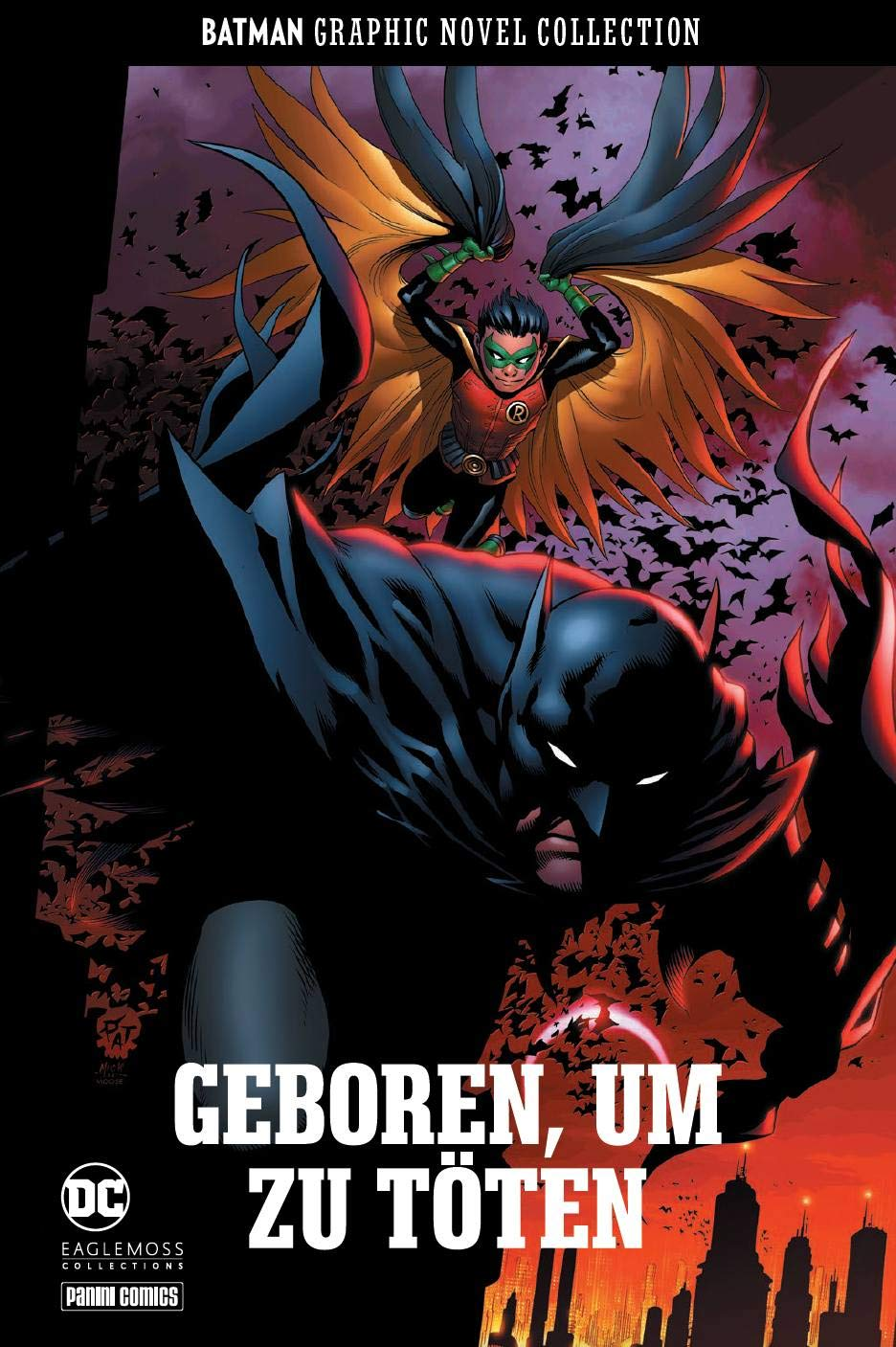Batman Graphic Novel Collection Geboren, um zu töten