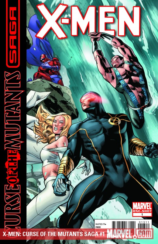 X-Men - Curse of the Mutants Saga (US)