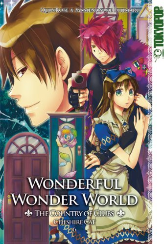 Chesgire Cat 6 Wonderful Wonder World - The Country of Club