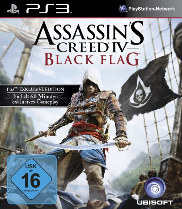 Assassins Creed IV - Black Flag