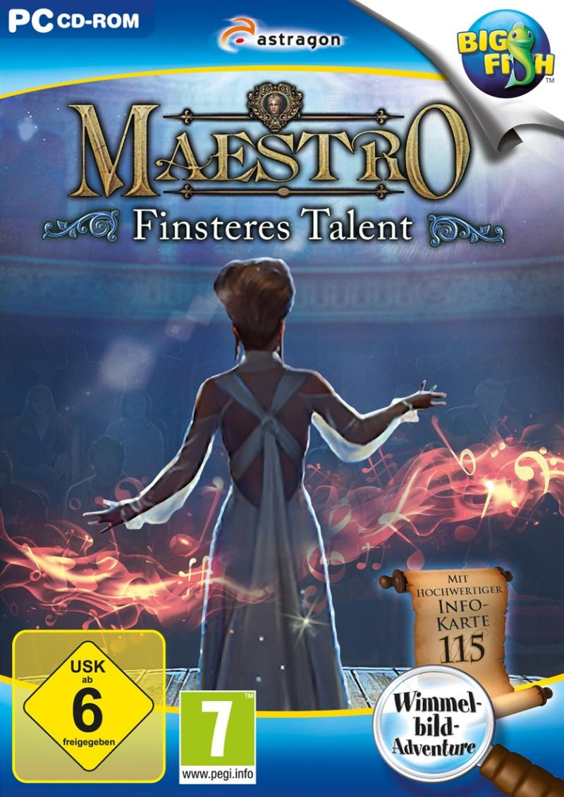 Maestro - Finsteres Talent