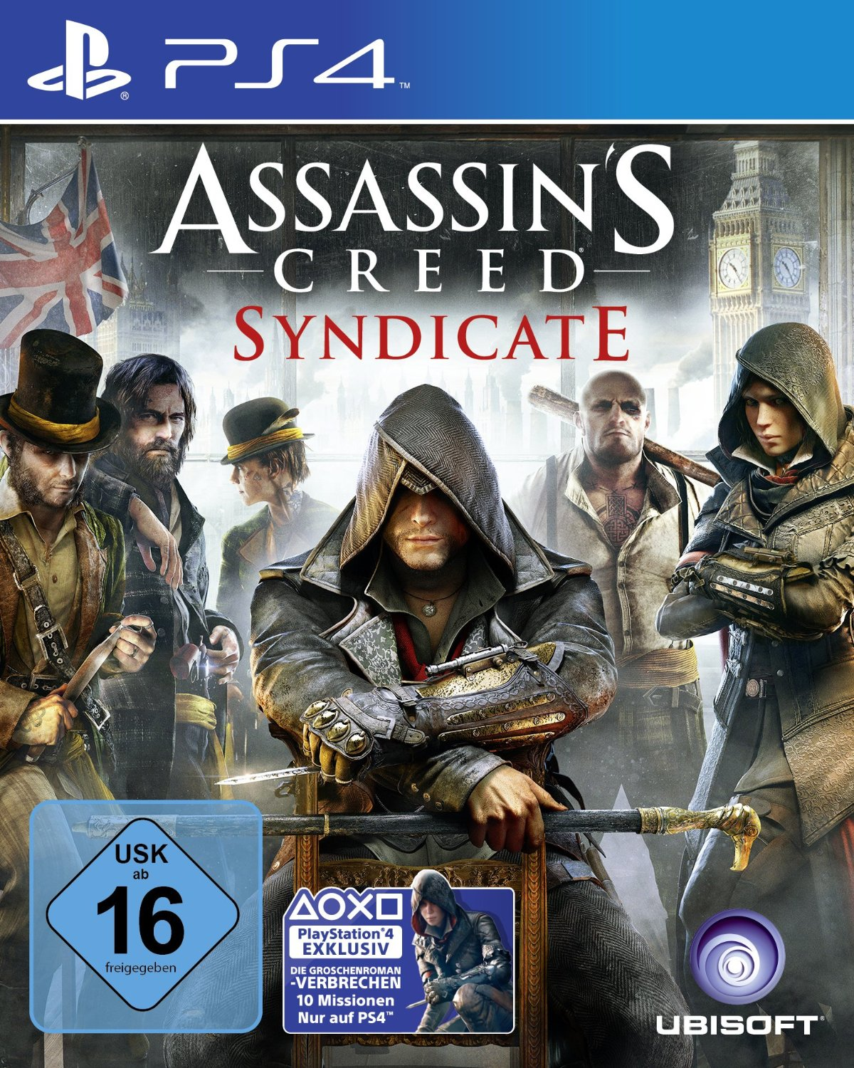 Assassins Creed Syndicate - Special Edition