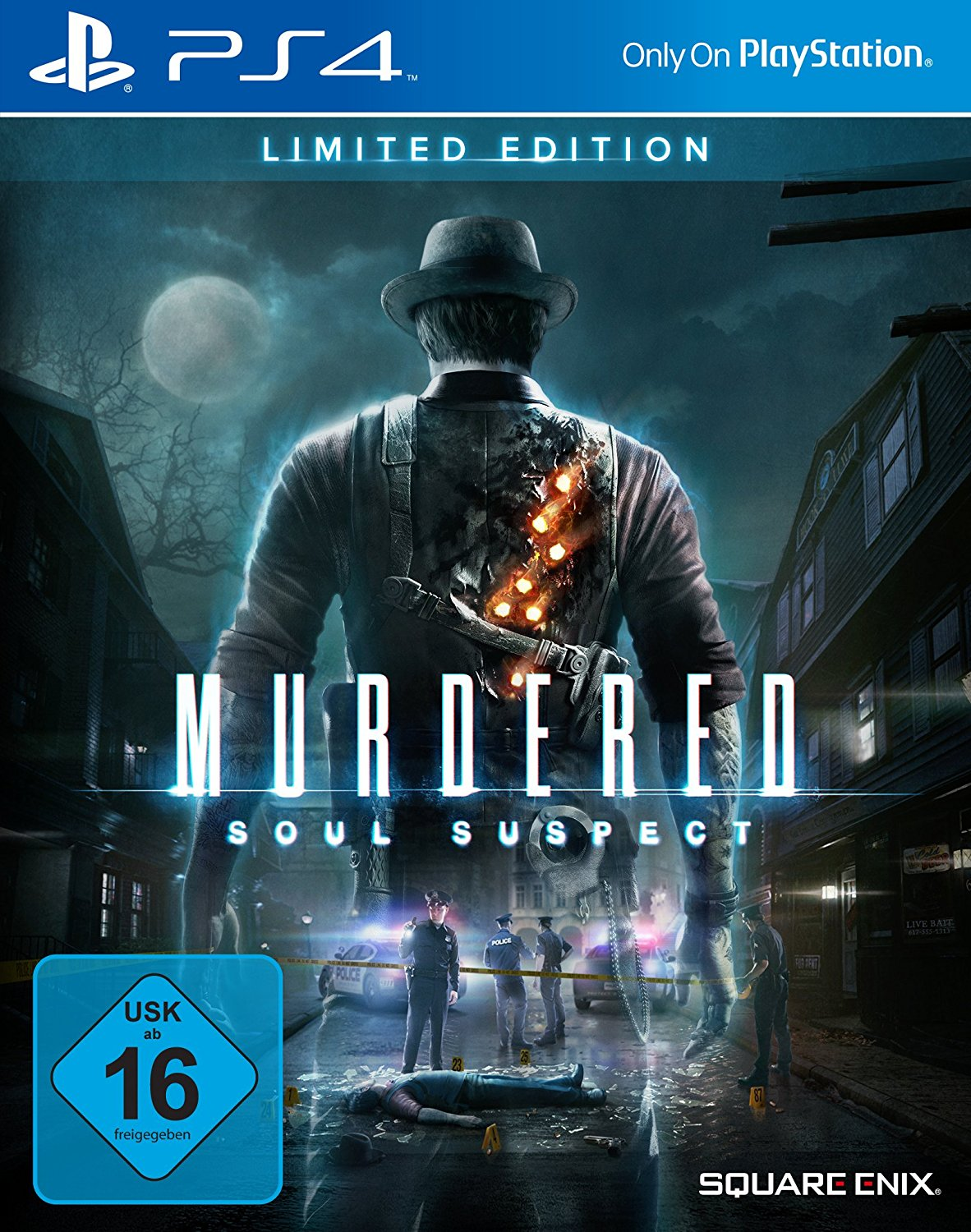 Murdered - Soul Suspect (Limited Edition)