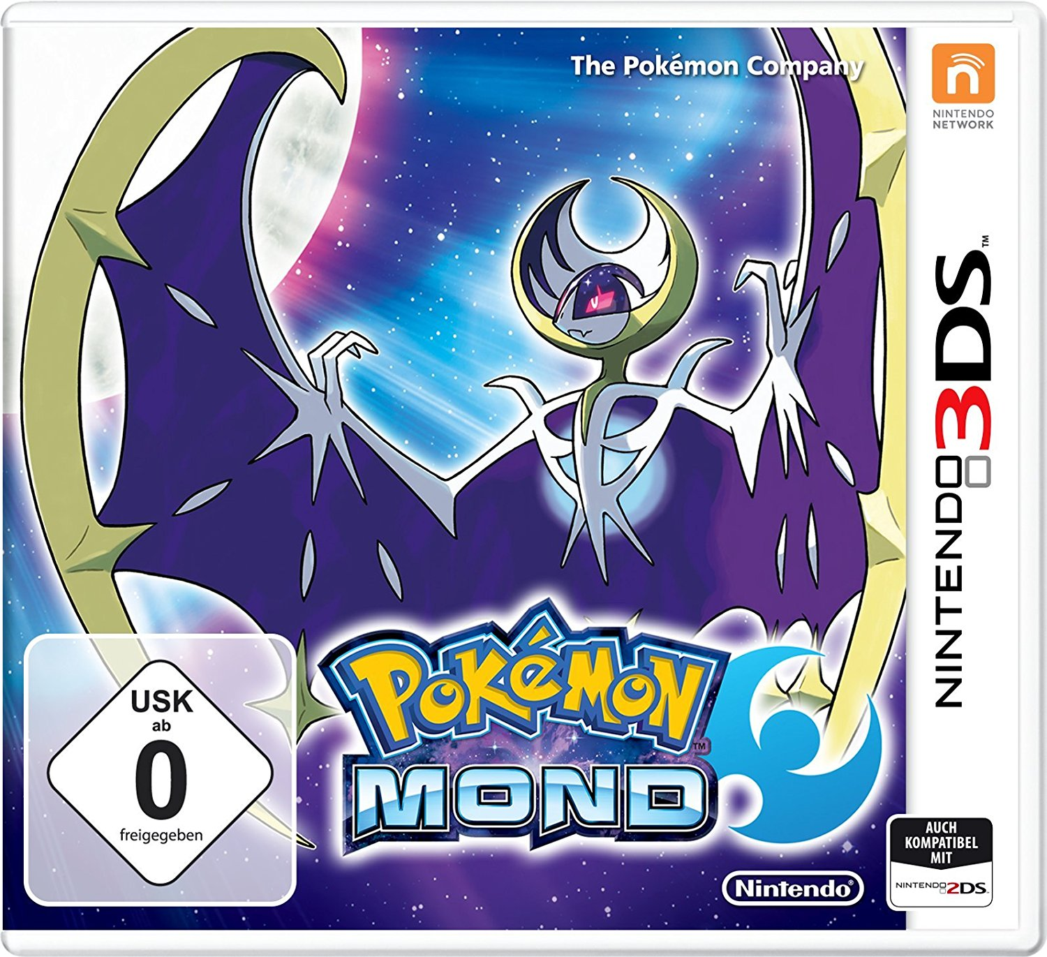 Pokemon Mond