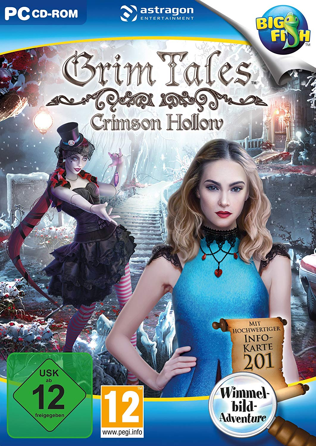 Grim Tales - Crimson Hollon